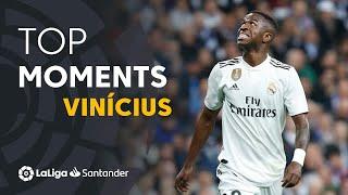 ElClásico: Vinícius Júnior, la nueva sensación del Real Madrid