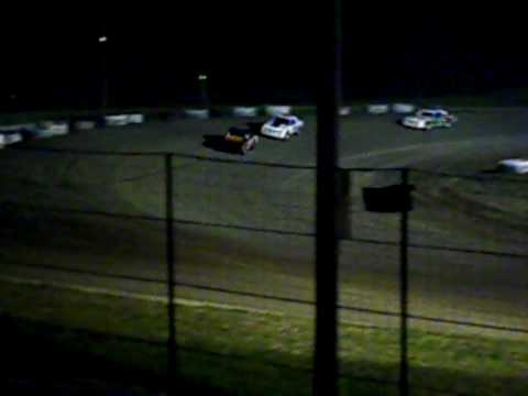 103 racing street stock feature  @ 85 speedway