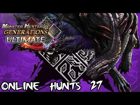 Monster Hunter Generations Ultimate - Part 27: The Terror that Flaps in the Night thumbnail