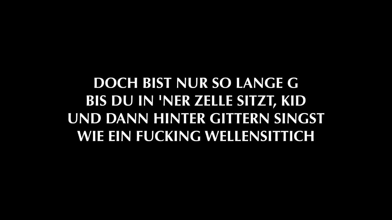 kollegah - abstraktes kunstgemälde (official hq lyrics) - youtube