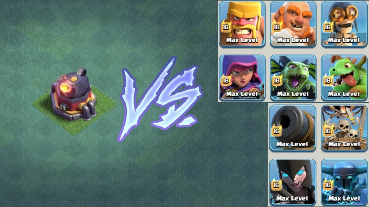 ROASTER vs. ALL TROOP OF BUILDER BASE || COC PRIVATE SERVER || CLASH WITH AKSHAY