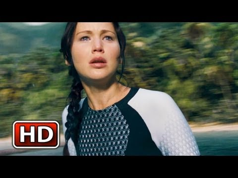 THE HUNGER GAMES 2 : Catching Fire Trailer 2 - YouTube