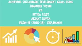Paper: Achieving Sustainable Development Goals using Computer Vision