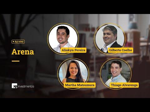 Arena do Investidor (Martha/ Giba/ Kyn) - 26/jan /21