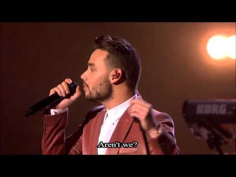 One Direction perform History LYRICS on The Final   The Final Results   The X Factor 2015