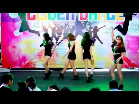 141108 Liquor cover 4Minute - Hot Issue + Huh @I'm Park Cover Dance (Audition)