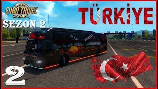 E.T.S 2 Türkiye Map [ S-2 ] B-2 ( İstanbul - Kocaeli - Bolu )