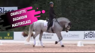 Charlotte Dujardin: The Importance of Hacking and Cross Training The Dressage Horse