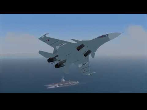 LIVE !!! José Viegas  - WILD TIGERS - AIRCRAFT CARRIER OPERATIONS