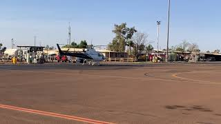 As350 Squirrel Start Up and HeliTaxi