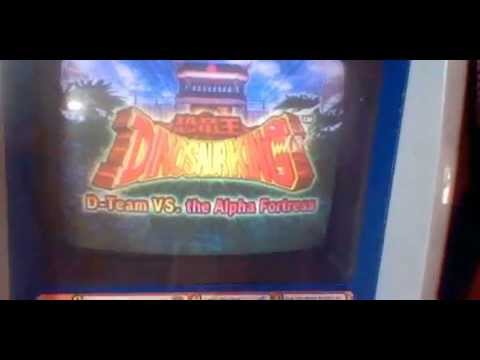 Dinosaur King Arcade Short Clip - YouTube