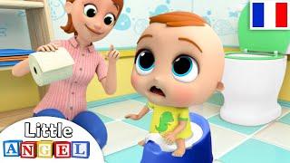 Apprendre la propreté - Le Petit Pot - Comptines pour Bébé | Little Angel Français