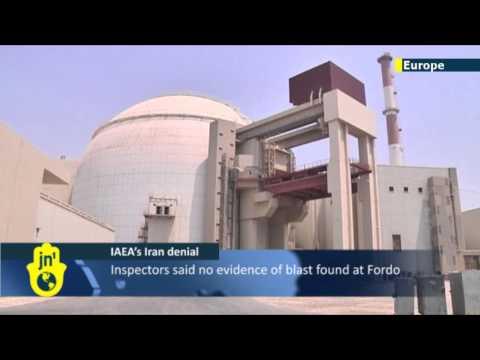 Iran atomic plant blast reports: UN nuclear watchdog backs Tehran's Fordo explosion denials