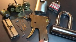 [356] Banggood Lock Pick/Snap Gun Review