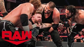 Kevin Owens & The Viking Raiders vs. Murphy & AOP: Raw, Feb. 17, 2020