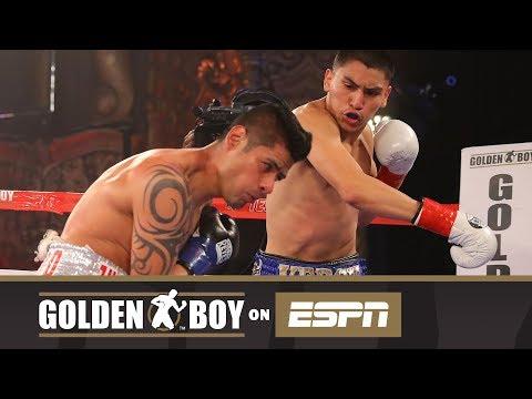 Golden Boy On ESPN: Vergil Ortiz Jr. vs Juan Salgado (FULL FIGHT)