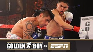 Golden Boy On ESPN: Vergil Ortiz Jr. vs Juan Salgado (FULL FIGHT)