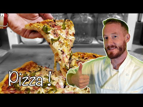 pizza-🍕-[recette-facile-et-rapide]-👨🍳🌾👩🍳