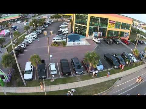 Drone Video Shrimp Fest 2015, Gulf Shores Alabama