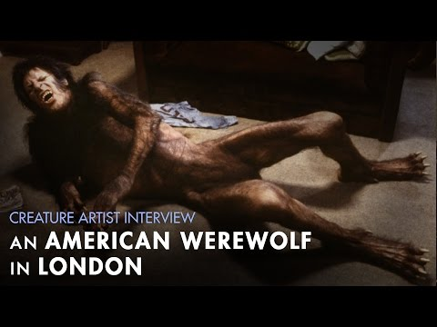 American Werewolf in London Makeup Effects Artist Interview - LIVE@IMATS 2015