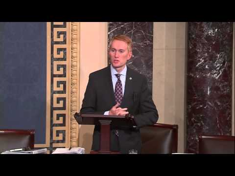 Senator Lankford Speaks about the Planned Parenthood Video on the Senate Floor