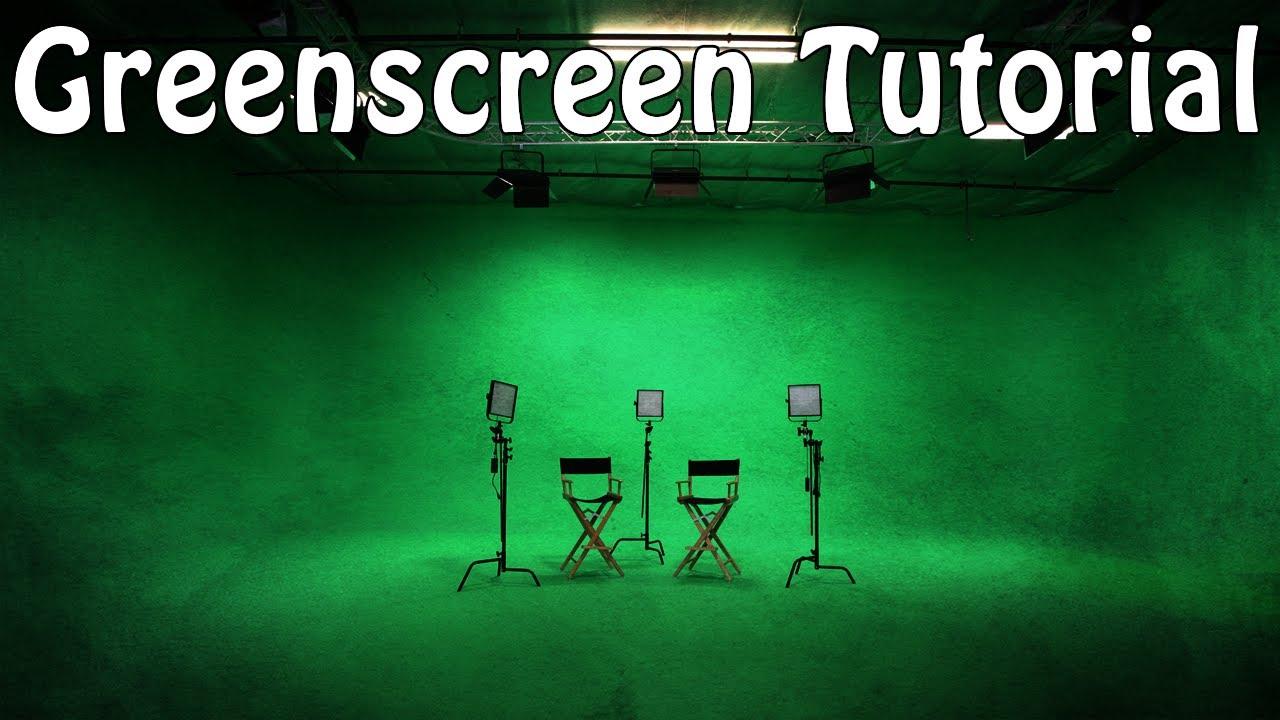 Greenscreen Tutorial [deutschpremiere Pro]  Youtube