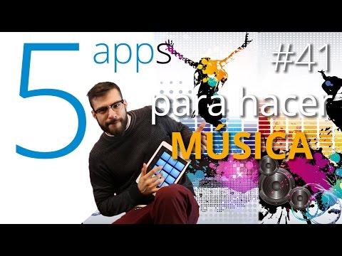 Las 5 mejores apps para hacer música