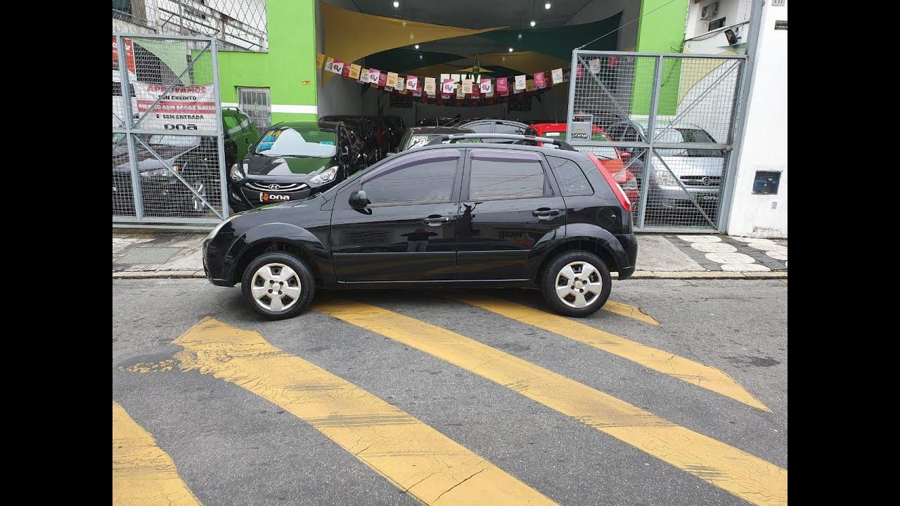 FORD/ FIESTA HACHT 1.0 BÁSICO 2008 TEM SCORE BAIXO LIGA AGORA!!!