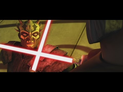 Star Wars: The Clone Wars - Count Dooku trains Savage Opress [1080p]