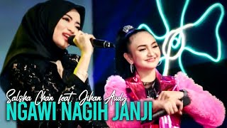 Download video Ngawi Nagih Janji - Jihan Audy Feat Salsha Chan (Official Music Video)
