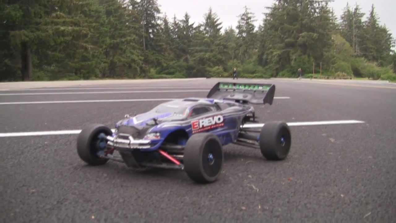 Fast 6s Lipo Erevo Brushless With Xo 1 Tires Mamba Monster