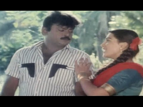 Khushboo & VIjaykanth Movie Video Song Ee Mama Unnathan
