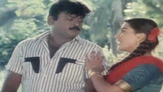 Khushboo & VIjaykanth Movie Video Song Ee Mama Unnathan