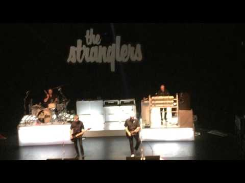 The Stranglers Nice 'N' Sleazy @ Apollo Manchester 26/03/2016