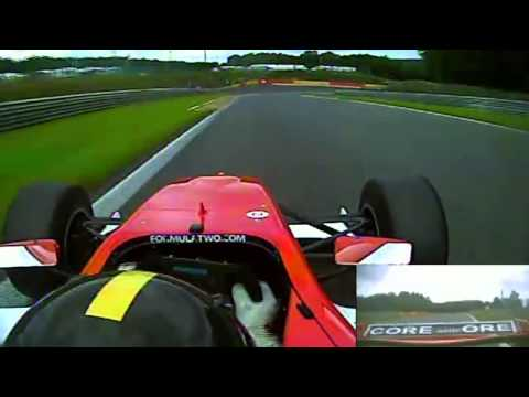 Formula 2 Hot Lap - Spa