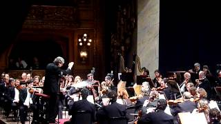 "La Mer - ""Jeux de vagues"" C. Debussy - Orquesta Estable del Teatro Colón"