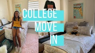 COLLEGE MOVE IN DAYORIENTATION 2019  University of Miami (freshman)