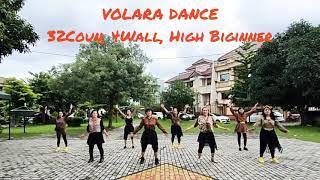 VOLARA DANCE , High Biginner Choreo by Heru Tian & Irni Jasin (INA)