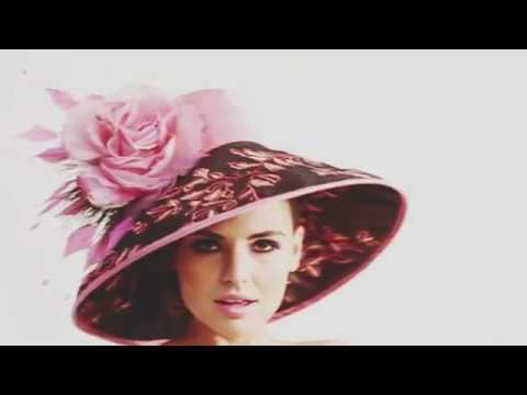 f59bbf38b0b Arturo Rios Couture Hat Collection Spring   Summer 2012 - YouTube