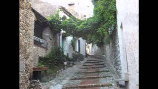 Villages de France : Cagnes s/ Mer, Alpes-Maritimes