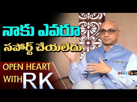TDP MP Galla Jayadev About His Childhood Dream And Chandrababu Naidu | Open Heart With RK | ABN