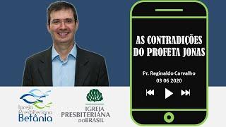 Jonas 1.1-2 - As contradições do profeta Jonas