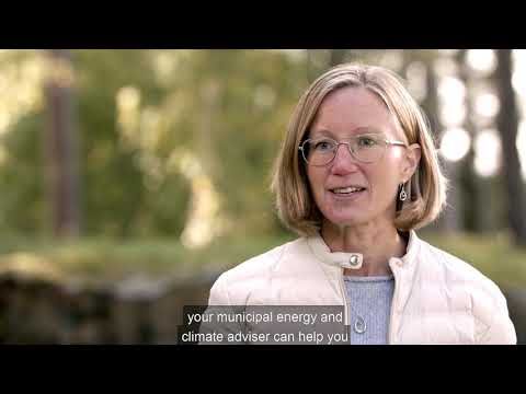 Testing of solar cell systems - municipal advice | Audio description | The Swedish Energy Agency