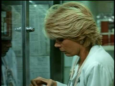 Meredith Baxter as a drugaddicted nurse in