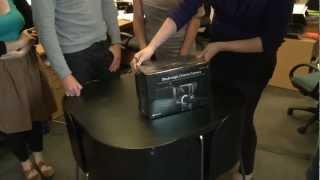 Unboxing: Blackmagic Design Cinema Camera
