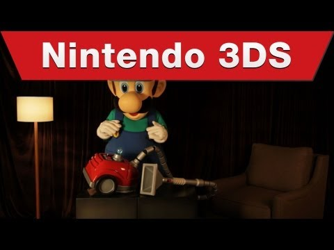 Luigi S Mansion Dark Moon Videos For 3ds Gamefaqs