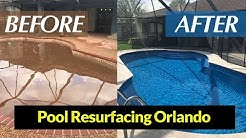 Pool Resurfacing Orlando