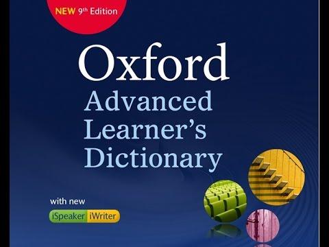 Hướng dẫn cài từ điển OALD9 cho Windows 7, 8/8.1, 10 (mọi phiên bản)