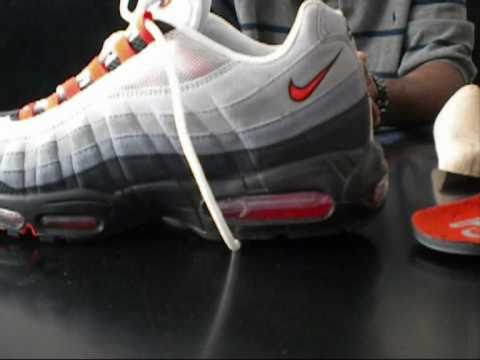 quality design 2d609 db348 Nike Air Max 95 review