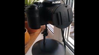Как сделать из пенопласта настольный  штатив для фотоапарата своими руками(Самодельный мини-штатив, который я собрал сам, не потратив ни копейки. Штатив для фотоаппарата иногда бывае..., 2015-03-08T10:53:33.000Z)